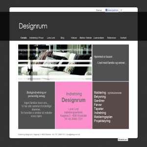 Designrum - Indretningsarkitekt
