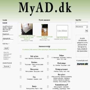 DeSmaaAnnoncer.dk