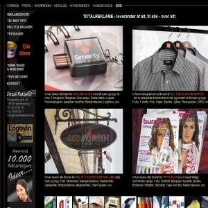 Detail Reklame a/s
