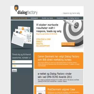 Dialog Factory