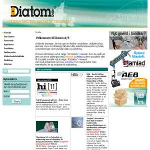 Diatom Værktøj A/S