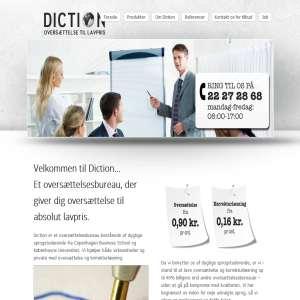 diction.dk - oversættelsesbureau