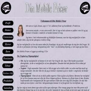 Din Mobile Frisør