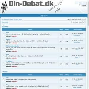 din-debat.dk