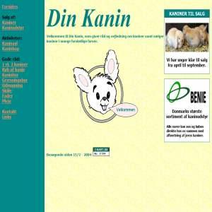 Din Kanin.dk