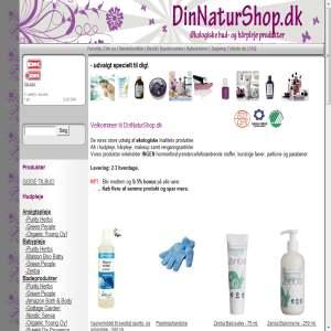 DinNaturShop.dk