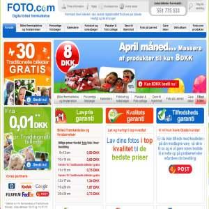 Foto.com - Online billedfremkaldelse