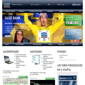 Saxo Bank - Danske aktier