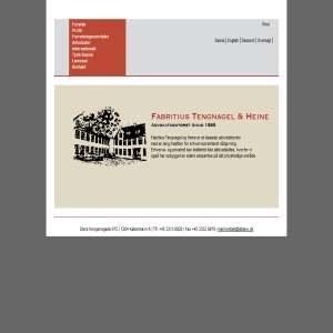 Advokatkontoret Fabritius Tengnagel & Heine