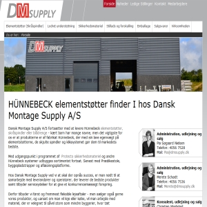 Dansk Montage Supply