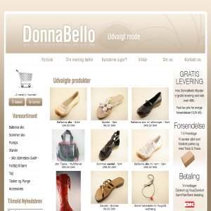 DonnaBello.dk - Udvalgt mode