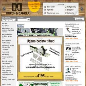 Dorch & Danola - Netbutik