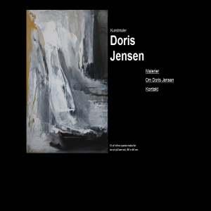 Onlinegalleri Doris Jensen
