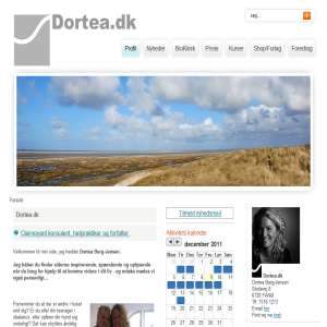 Clairvoyant Rådgiver Dortea Berg-Jensen