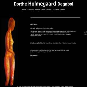 Online galleri - Kunstmaler Dorthe Holmegaard Degnbol