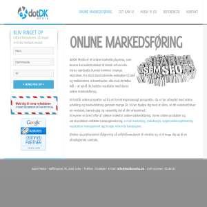 Online markedsføring - dotDK Media