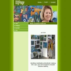 DQPage - Mona Pedersen