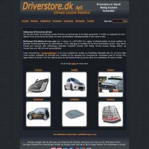 Driverstore.dk - Styling til biler