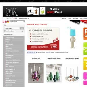dubuy.dk - danmarks eksklusive webshop