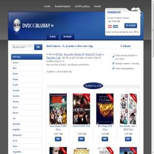 DVD og Blueray.dk