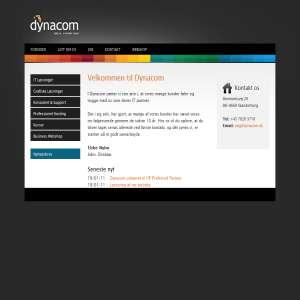 Dynacom A/S - Komplet IT Partner