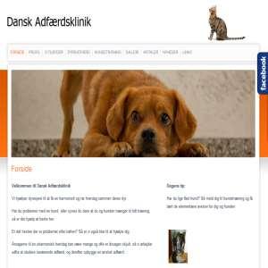 Dansk Adfærdsklinik - Dyreproblemer