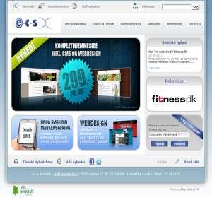 e-c-s danmark - unikke og professionelle webløsninger