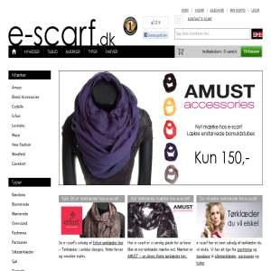 e-scarf - køb tørklæder online