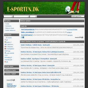 e-sporten.dk