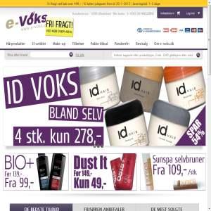 e-Voks.dk - hårvoks online