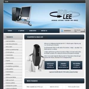 EDBLee.com - det er lige til