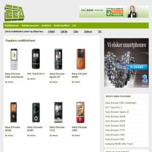 EEA Mobiltelefoner