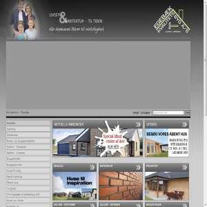 Egebæk Byg - Få dit drømmehus
