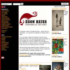 Egon Rejes Fornemmelse For Kunst