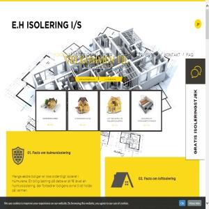 E.H Isolering I/S