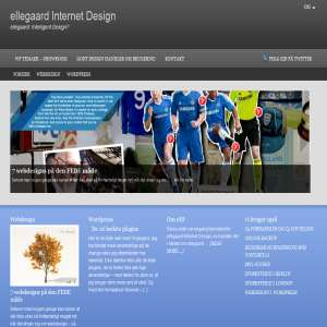 Ellegaard Internet Design