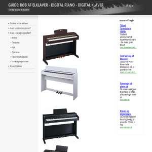 Elklaver- guide til køb af elklaver