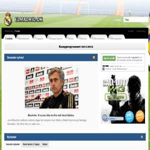 ElMadrid.dk - Real Madrid