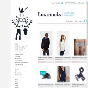 Emanuels [Eco Designs for Living]