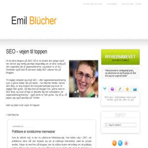 Emil Blücher - SEO Blog