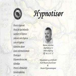 Hypnotisør - Bennie Jakobsen