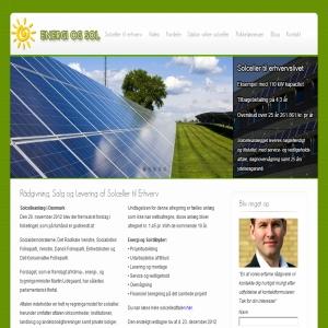 Energi og Sol A/S