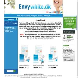 Envywhite.dk