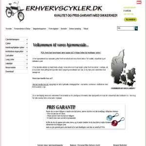Erhvervs-cykler.dk