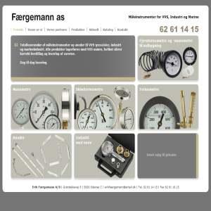 Erik Færgemann A/S | Termometre Manometre Anoder