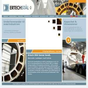 Bearbejdning af stål - Ertech Stål