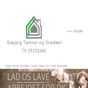 Esbjerg Tømrer og Snedker