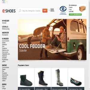 Sko - Eshoes.dk