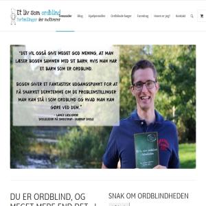 Et liv som ordblind.dk