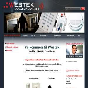 WESTEK Alarmsystem